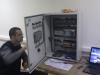 Тестирование и отладка щита управления КНС