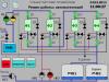 Визуализация АСУ ТП СППВ на сенсорной панели оператора KTP1000 Basic 10