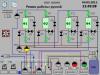 Визуализация АСУ ТП КОУ на сенсорной панели оператора KTP1000 Basic 10