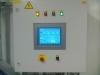 Щит управления блочно-модульной водоочистной станцией (ВОС)