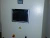 Щит управления установкой ультрафильтрации на базе новейшей сенсорной панели серии Comfort Panel 12